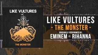"Eminem Featuring Rihanna - The Monster (Punk Goes Pop Style Cover) ""Post-Hardcore"""