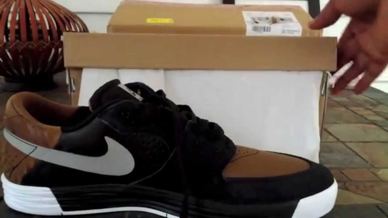 6ce05e3390f1 Nike SB Paul Rodriguez 7 Premium Unboxing
