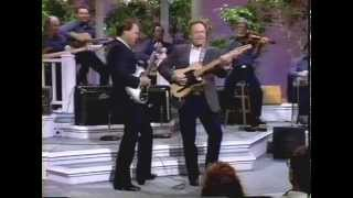 "Glen Campbell & Roy Clark Play ""Ghost Riders in the Sky"""