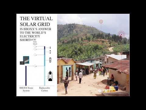 BBOXX: Scaling Up Off-Grid Energy in Rural Africa