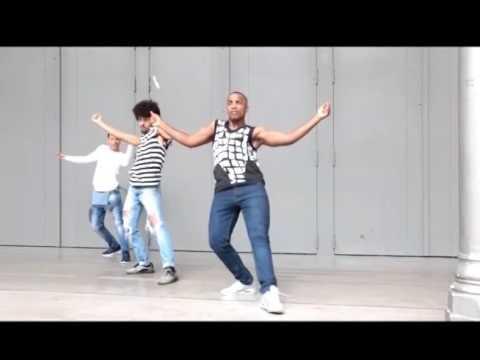 Romantic Dance video by marv. Korede bello feat Tiwa Savage