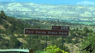 Lets Go Places prt 24  – Arizona, Phoenix to Flagstaff  –  USA Travel –  YouTube