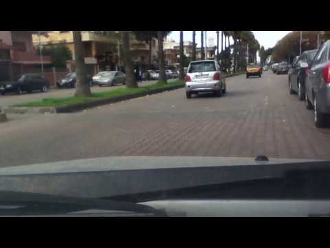 Homs - Syria (driving around 01.04.2015)