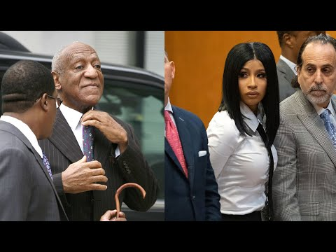Cosby JUSTLY Freed! Now LOCK UP Cardi B #HeToo