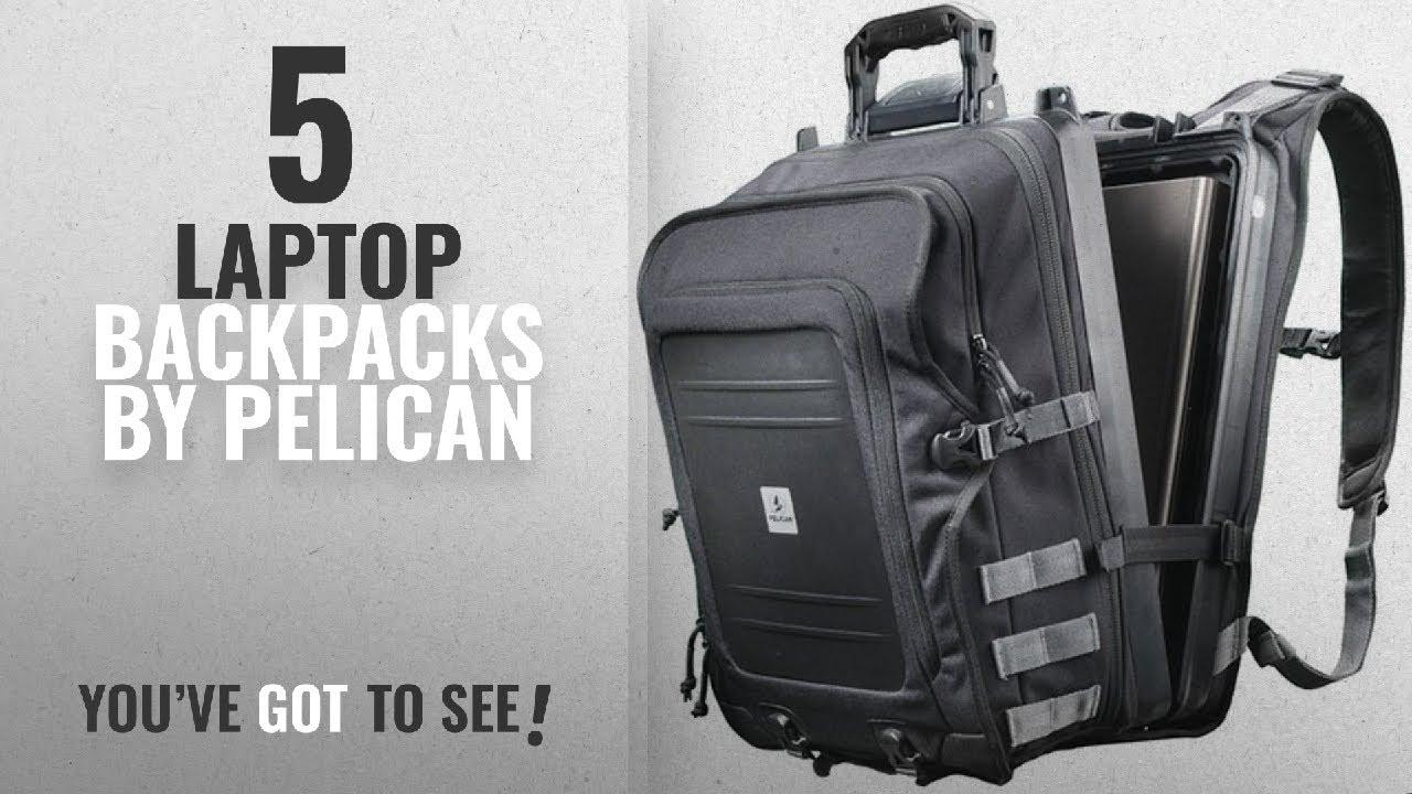 b9e3b7647b55 Top 10 Pelican Laptop Backpacks  2018   Pelican U100 Elite Backpack ...