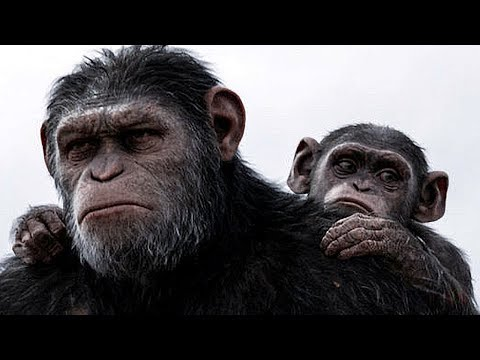 Planet of the Apes Full Movie 2018 - The Apes Returns At Daw