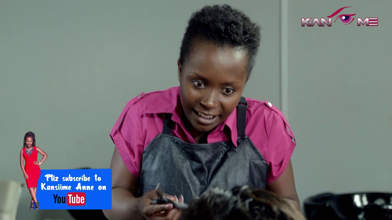 Hair Prostitute. Kansiime Anne. African comedy