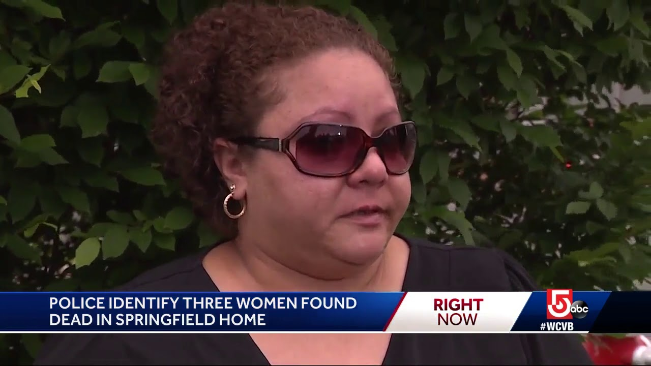 Police Identify Three Women Found Dead In Springfield Home