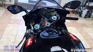 Мотоцикл Aprilia RSV 1000 2006 год.