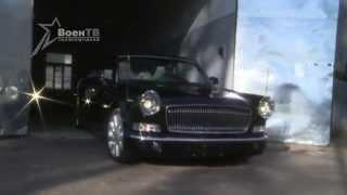 Новые парадные автомобили FAW HongQi L5