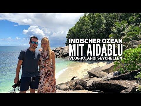 AIDA Vlog #7: Indischer Ozean mit AIDAblu - Die Inselwelt der Seychellen