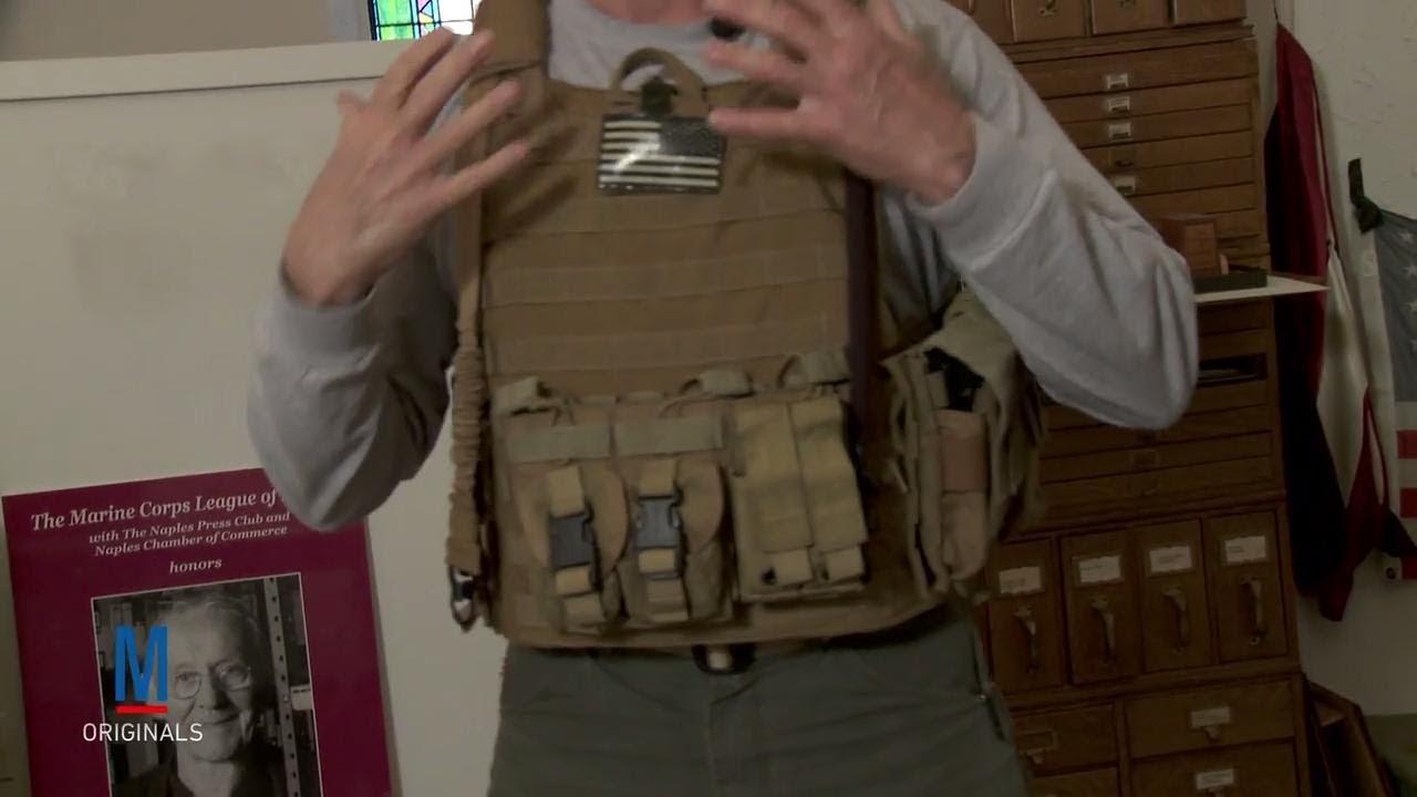ballistic vest videos
