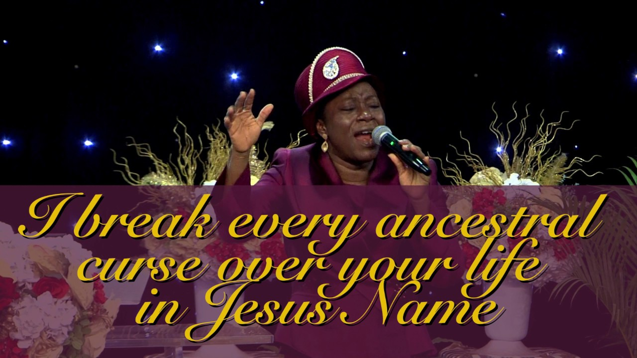 Dr Becky Paul-Enenche - PRAYERS BREAKING ANCESTRAL CURSES