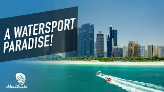 Thrilling water sports in Abu Dhabi | Visit Abu Dhabi