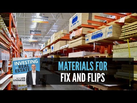 fix-and-flip-houses-|-materials-that-we-use-on-fix-and-flips