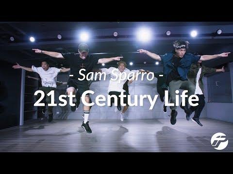 Sam Sparro  - 21st Century Life / KABU Choreography