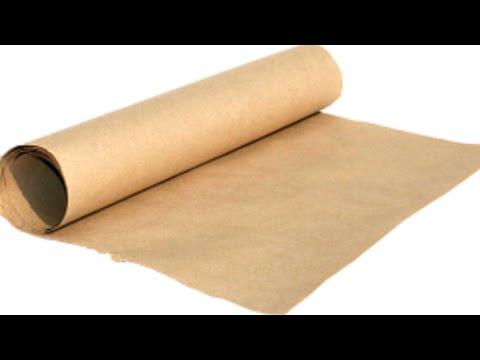 Видео Крафт бумага для стерилизации