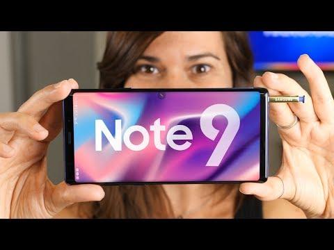 DURAS PRUEBAS DEL GALAXY NOTE 9!! El mejor teléfono de Samsung