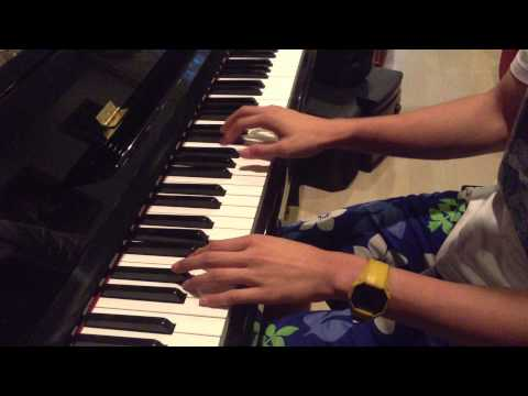 J Cole - Born Sinner (feat. James Fauntleroy) [Intro Piano Cover]