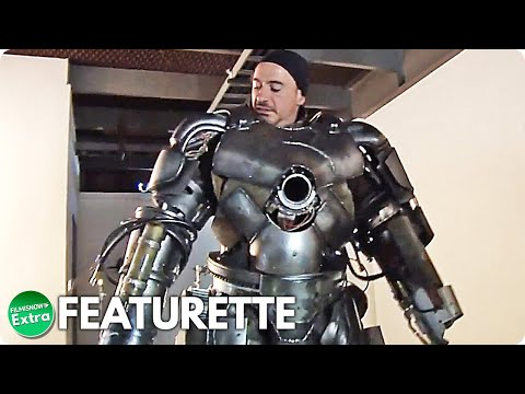 IRON MAN (2008)   First Day Filming Featurette