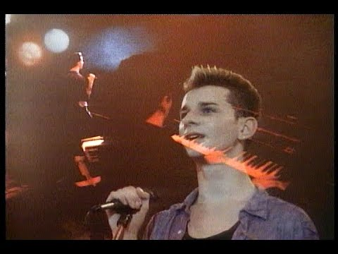 Depeche Mode Photographic Live Hamburg 1984 Youtube
