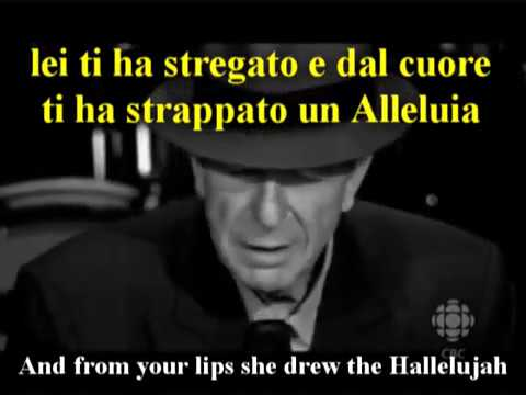 ALLELUIA - Hallelujah di COHEN - in italiano (versione fedele)  - COROPERCASO