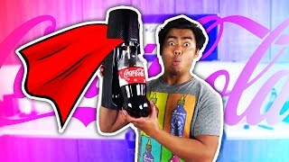 - DIY How To Make SUPER COCA COLA