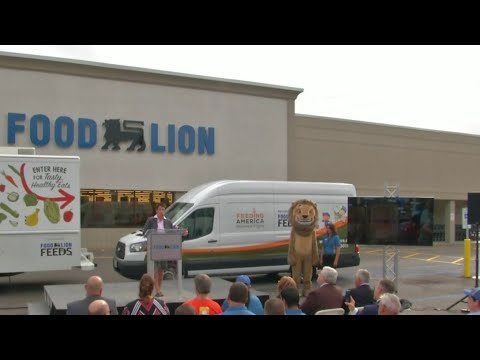 Food Lion Invests $91.7 Million On Region's Stores