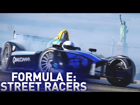 Driver Roundtable Special! - Formula E: Street Racers