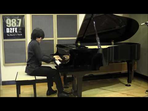 Alexei STANCHINSKY Piano Sonata in E flat minor Ricardo Abapo Jr.