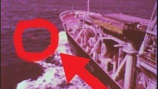 mermaid sighting found on old documentary footage must see