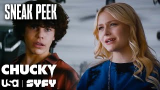 Lexy Wants A Favor From Jake | SNEAK PEEK | Chucky TV Series (S1 E3) | SYFY & USA Network