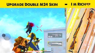 PUBG Lite New M24 Upgradeable Skin | Double M24 Skin Upgrade | PUBG Mobile Lite - LION x GAMING