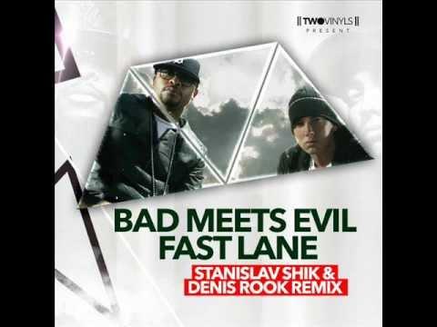 bads meet evil fast lane lyrics and song