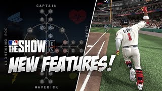 21 New Features in MLB The Show 19 Gameplay Trailer