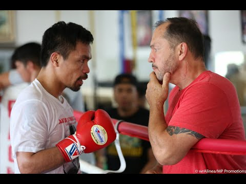 Pacquiao now locked, loaded, ready to fire