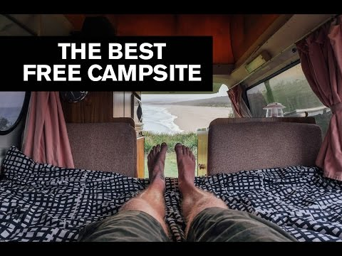The Best Free Campsite