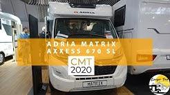 CMT Stuttgart 2020 | Vorstellung Adria Matrix Axxess 670 SL