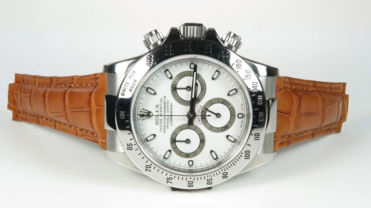 How To Remove Rolex Bracelet Easily Youtube