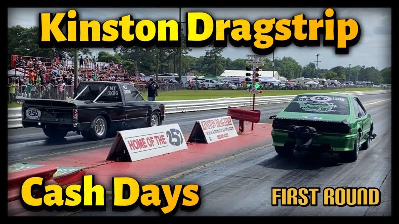 Kinston Cash Days, Round 1