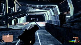 Crysis Warhead Mission 5: Below The Thunder