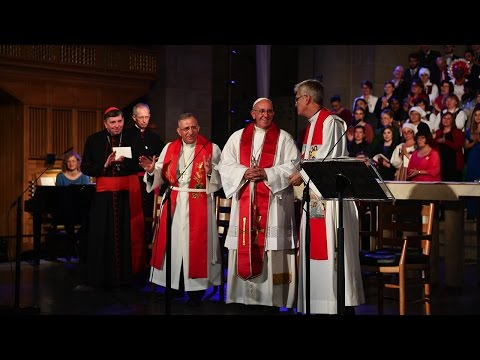 Joint Catholic-Lutheran Reformation Commemoration
