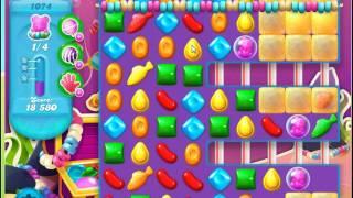 Candy Crush Soda Saga Level 1074 No Boosters
