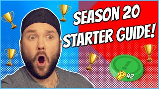 Season 20 Starter Guide! 🏆 // Boom Beach Warships