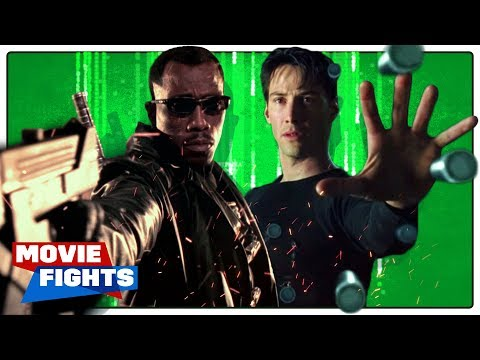 What is the Most Badass Movie Scene Of All Time? MOVIE FIGHTS (JTE VS JAY)