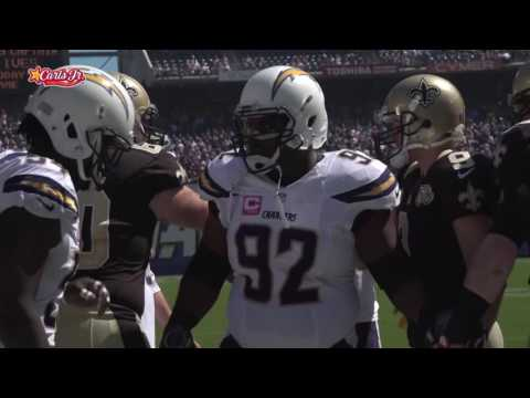 Game Time: Brandon Mebane Wired for Sound
