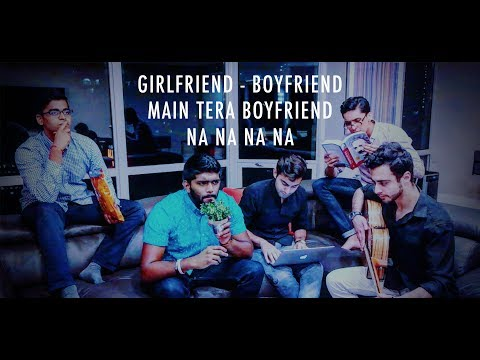 Boyfriend - Girlfriend - Main Tera Boyfriend - Na Na Na Na | Cover by SAMAA