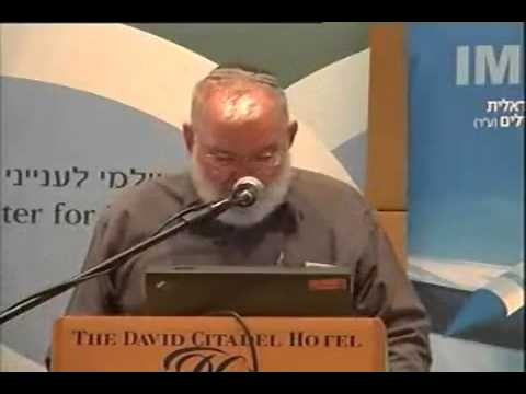 Session 1: Threat and Response, from the Perspective of Israel's National Security Doctrine