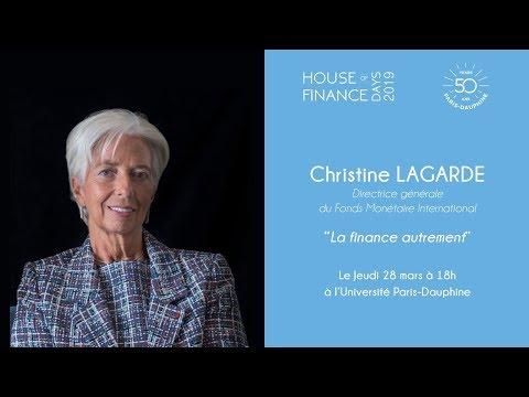 Conférence-débat de Christine