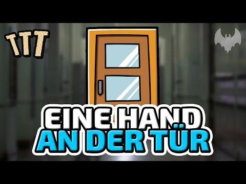Eine Hand an der Tür - ♠ Trouble in Terrorist Town ♠ - Let's Play TTT - Dhalucard